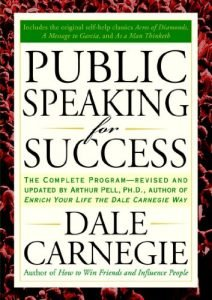 Public Speaking for Success cover