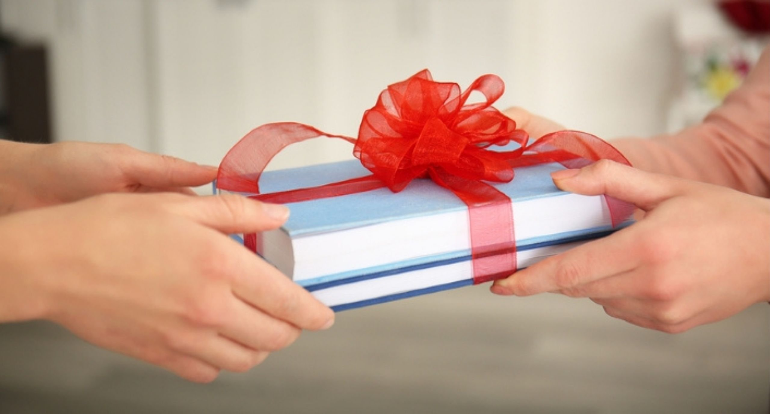 Books to give as a gift