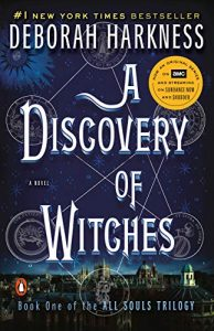 discovery of witches book cover
