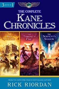 The Kane book cover