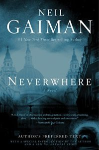 Neverwhere cover book