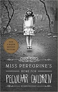 Miss Peregrine book cover