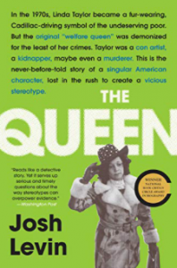 The Queen book cover