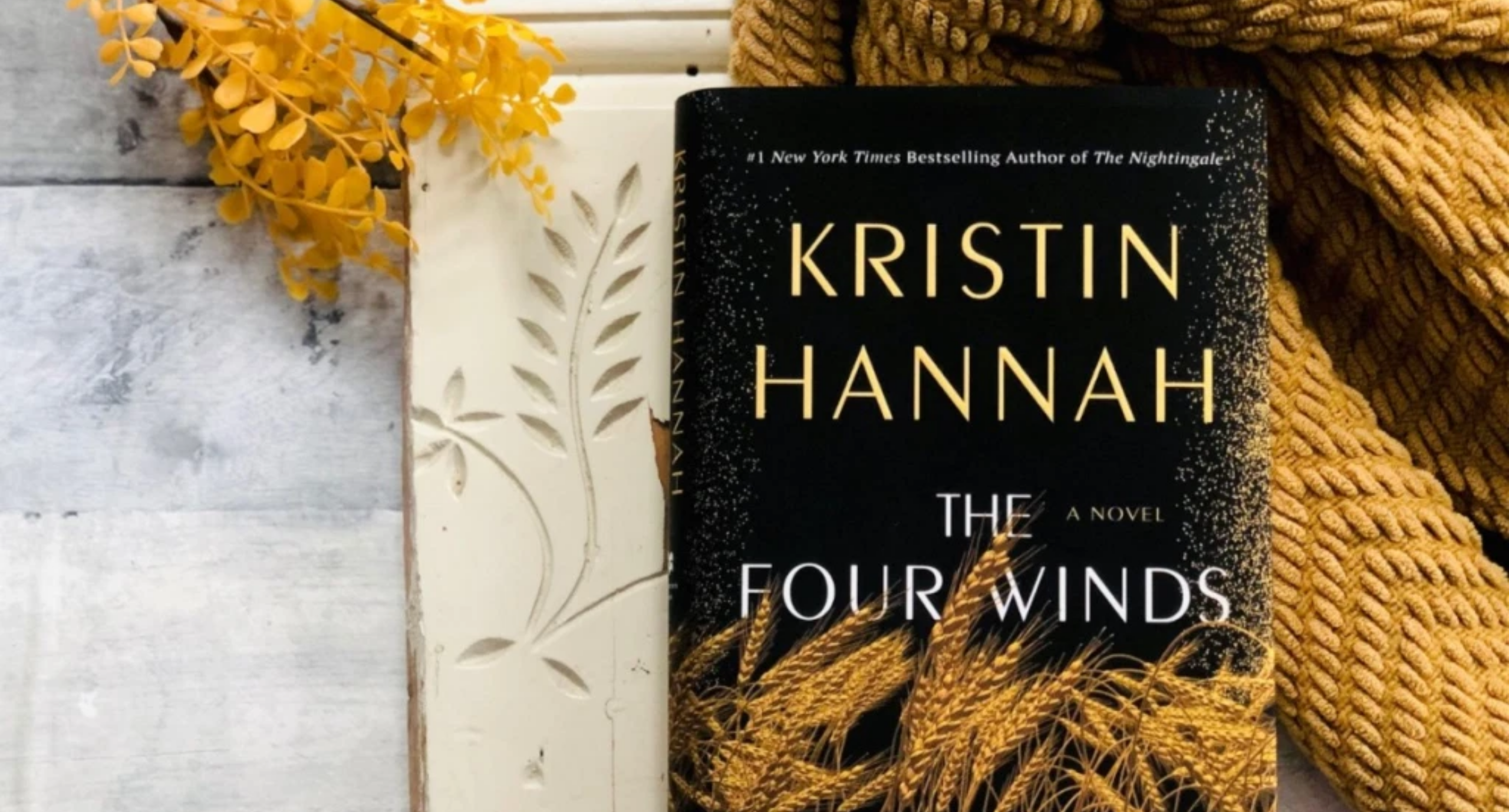 The Four Winds: A Novel featured image