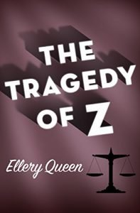 The Tragedy of Z book cover