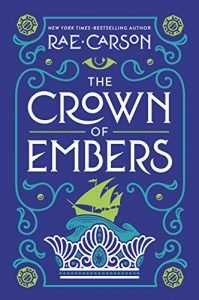 The Crown of Embers book cover