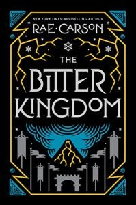 The Bitter Kingdom book cover