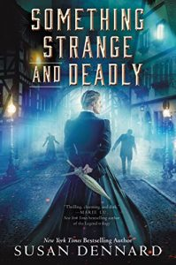 Something Strange and Deadly book cover