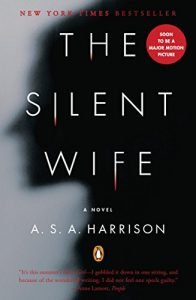 suspense and thriller The Silent Wife book cover