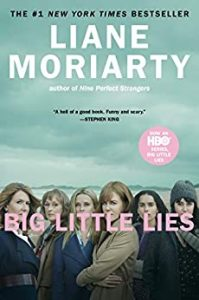 suspense and thrillers Big Little Lies Liane Moriarty