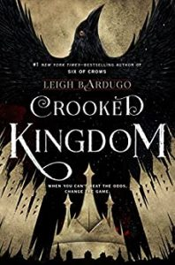 suspense and thriller Crooked Kingdom: A Sequel to Six of Crows book cover