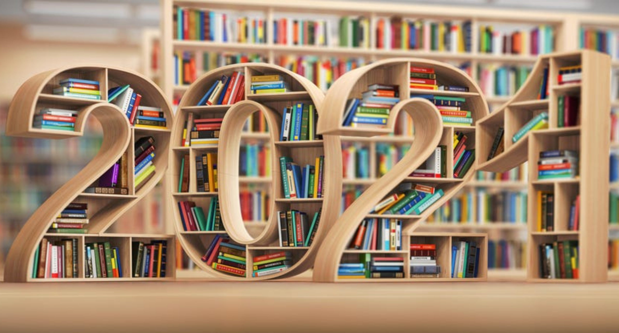 The Ultimate 2021 Book List - 21 Books To Read This Year